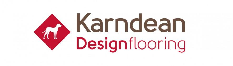 Karndean Knight tile T90 Carrara vinyl flooring ~ 20m2 ...