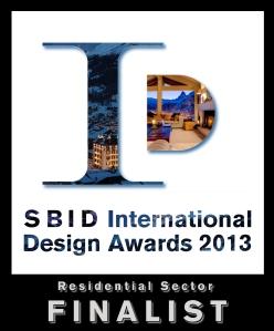 SBID Awards Residential Finalist Logo