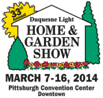 Pittsburgh Home and Garden Show logo