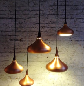 Brass lights