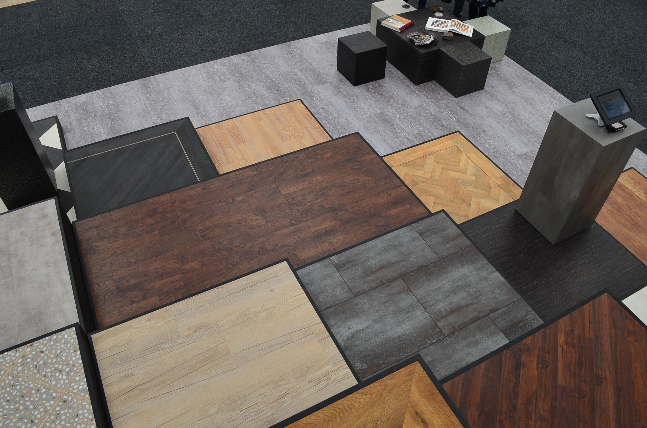 Designex - Parkour flooring