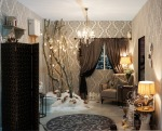 Thumbnail image for Laurence Llewelyn-Bowen looks to Karndean to complete festive hideaway