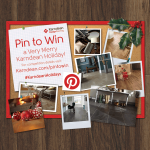 Thumbnail image for Pin to Win a Very Merry Karndean Holiday!