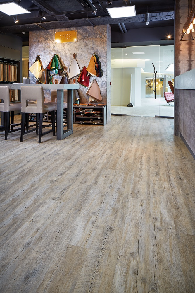Commercial Case Study Altfield Showroom London